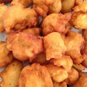 anna's apple donut fritters