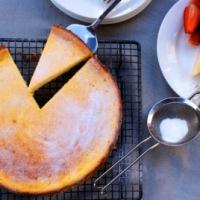 Gluten Free Corsican Cheesecake (Fiadone Corse)