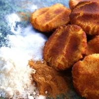 Gluten Free Cinnamon Coconut Cookies