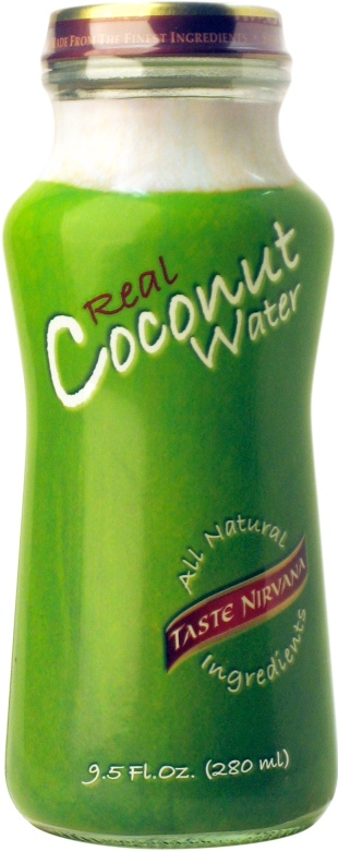 310w Nirvana Real Coconut Water 280 ml
