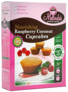raspberry coconut cupcake box melindas gluten free goodies