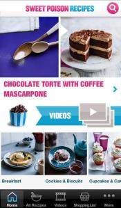 sweet poison recipes app screenshot jpg