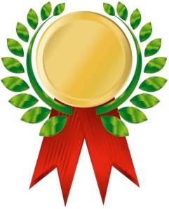 award ribbons gold medal award-Image-competition crop jpg