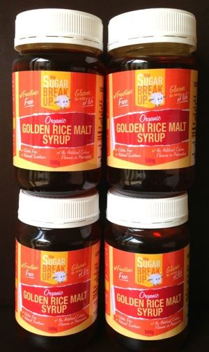 The Sugar Breakup Pack 2 Dedicated Rice Malt Syrup User
