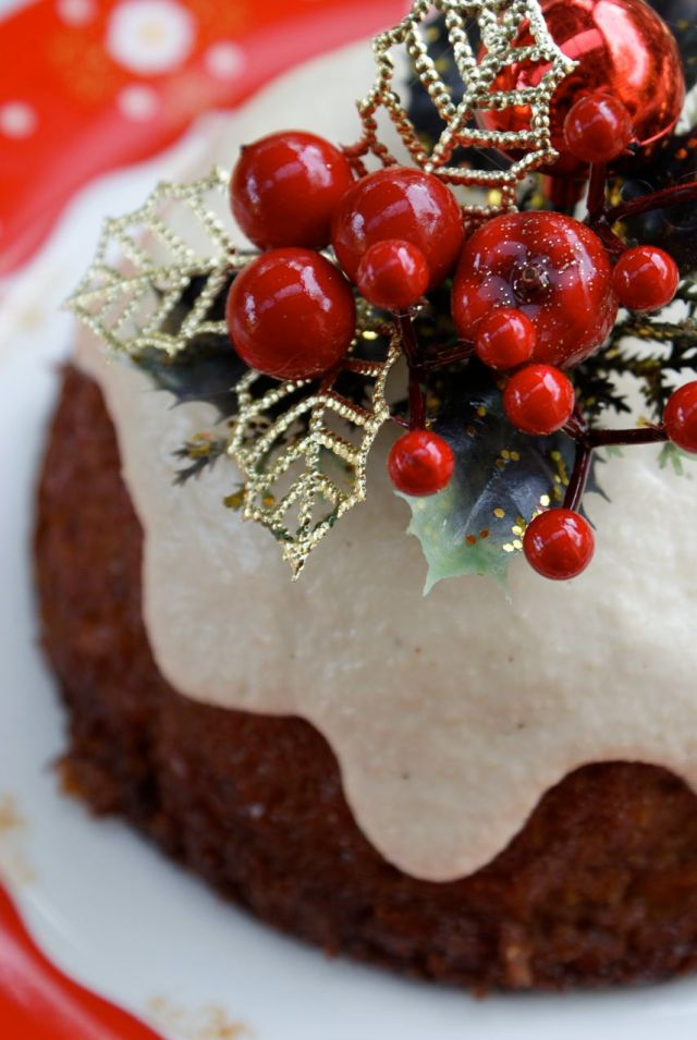 Gluten, Grain & Sugar Free Christmas Pudding
