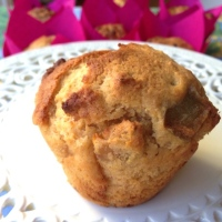 Buttery Apple Muffins