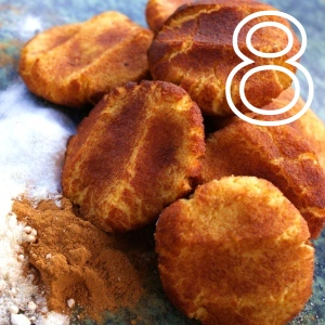 hot 10 08 b GF Cinnamon Coconut Cookies eight 8 300w 300h exposure