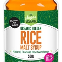 Cooking with our Organic Golden Rice Malt Syrup