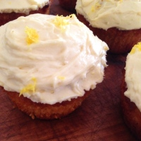 Carrot Cupcakes Made With Dextrose