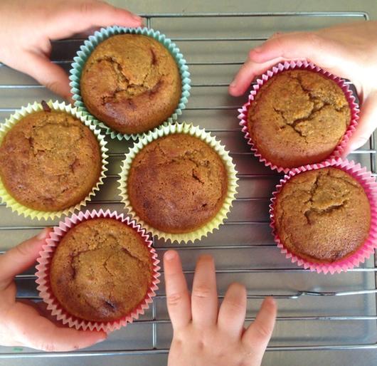 tsbu Paleo Pumpkin Muffins 530w rotate crop exposure