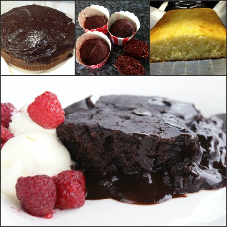 Get your bake-on week 1 collage v3