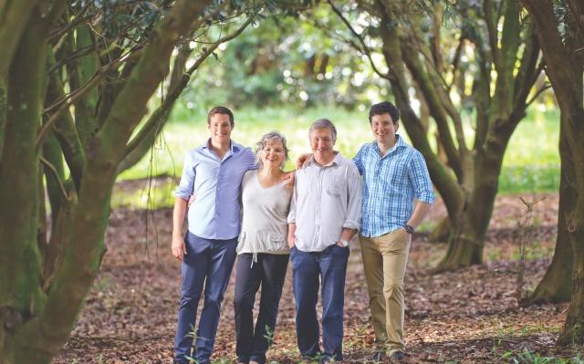 Brookfarm family