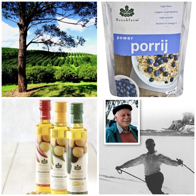 Brookfarm collage