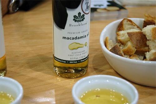 Brookfarm macadamia oil