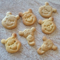 Winnie and Tigger Biscuits by Sophie W, from WA