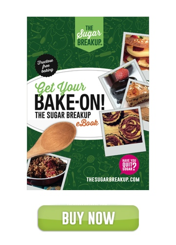'Get Your Bake-on' Recipe ebook by The Sugar Breakup