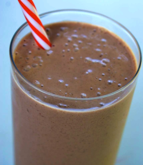 milk kefir smoothie