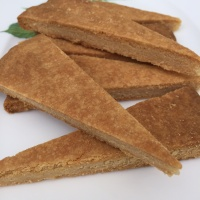 Traditional Shortbread Made With Dextrose