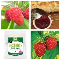 Raspberry & Strawberry Jam