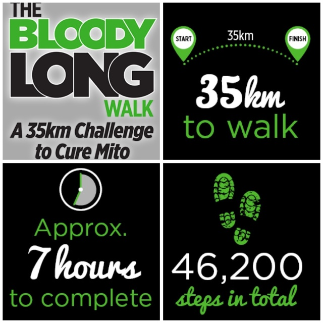 Bloody long walk 1