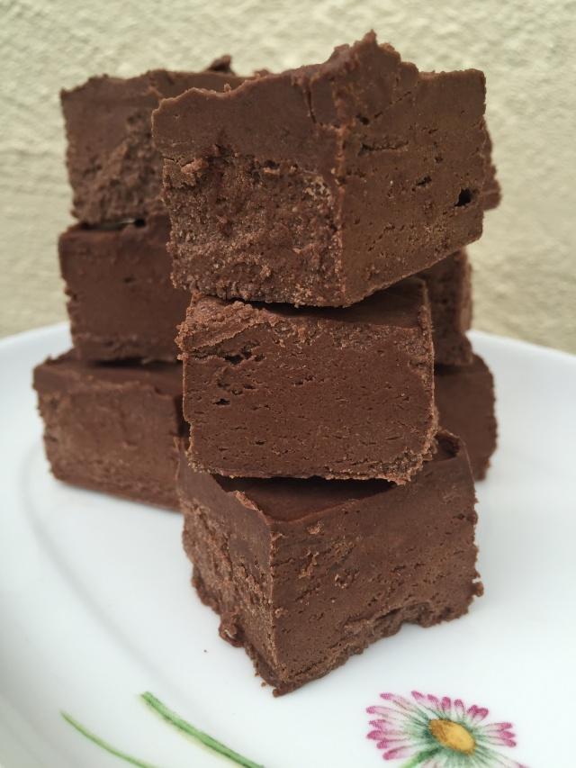Nut chocolate fudge 3