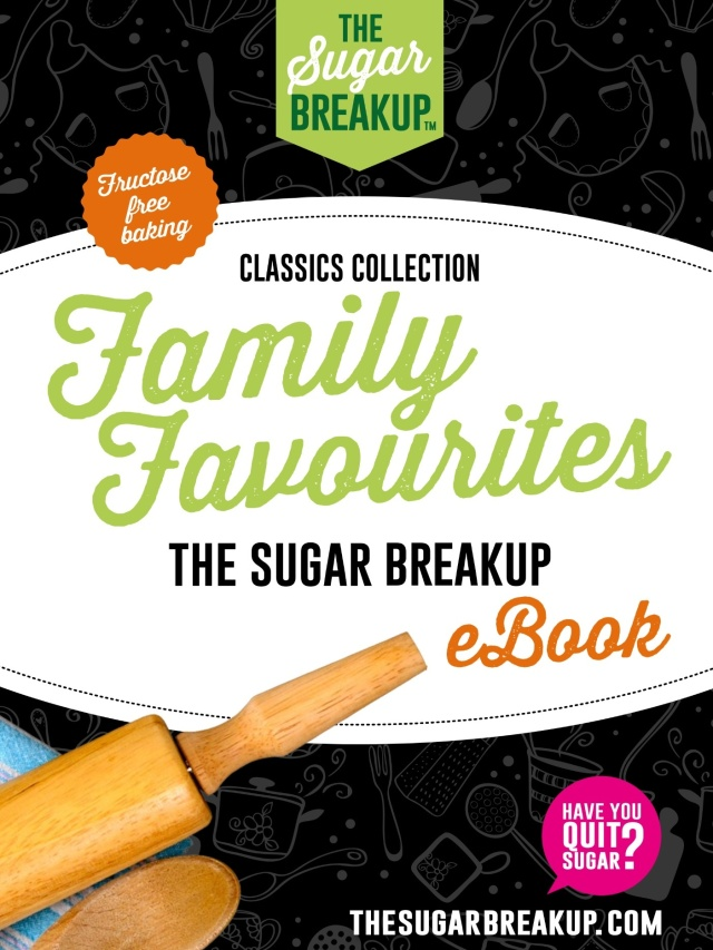 Family favourites cover page