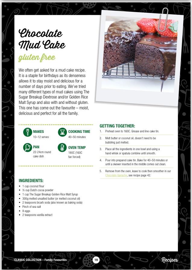 mud cake page